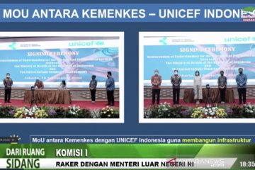 Infrastruktur pengadaan vaksin COVID-19 dibangun di Indonesia