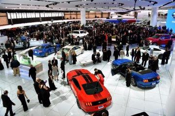 Detroit Auto Show mundur hingga September 2021