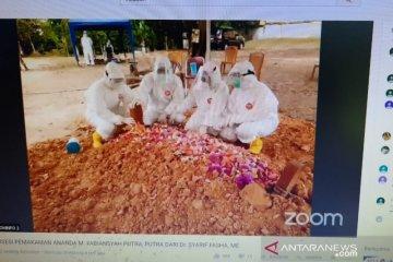 Fasha: Bian menjalani perawatan tiga bulan karena ginjal dan terakhir terkonfirmasi COVID-19
