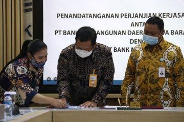 Bank BJB dan Bank Mantap sinergi penyaluran kredit Rp500 miliar