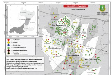 Mayoritas kasus baru COVID-19 tertular setelah perjalanan ke luar kota
