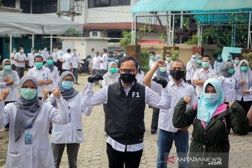Dua pasien positif COVID-19 di Kota Bogor meninggal dunia
