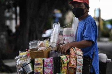 Pedagang keliling di Kota Cirebon diajukan agar bisa dapatkan modal Rp2,4 juta