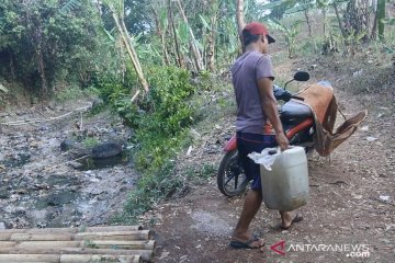 Pemkab Cianjur bangun sumur bor di kawasan rawan kekeringan