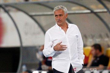 Mourinho puas reaksi pemain Tottenham setelah kebobolan kontra Shkendija