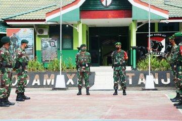 Yonif 642/KPS siap amankan perbatasan darat Indonesia di Kalbar