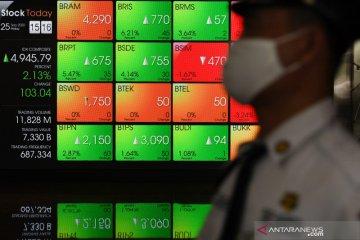IHSG BEI diperkirakan terkoreksi seiring rilis data inflasi September
