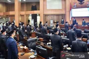 Peserta rapat paripurna DPRD Kabupaten Bogor akan ikut uji usap