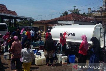 1.107 warga terdampak banjir bandang Cibuntu Kabupaten Sukabumi
