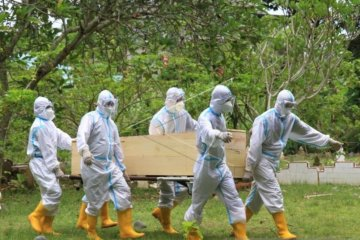 Jumlah kematian akibat COVID-19 di seluruh dunia telah melampaui satu juta