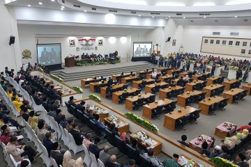 Gubernur Jawa Barat setujui pergantian Ketua DPRD Kabupaten Bekasi