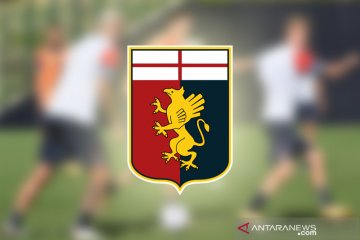 14 anggota klub Genoa terpapar COVID-19