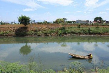 Dinas Lingkungan Hidup sebut tingkat pencemaran Sungai Citarum turun