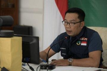 Gubernur Jabar Ridwan Kamil akan berkantor di Depok
