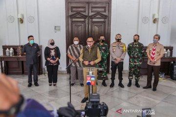 Kota Bogor kembali ke zona merah karena tiga faktor, apa saja?