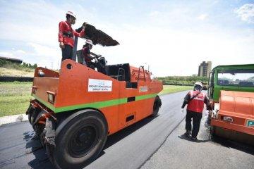 Aspal Pertamina dukung kontrak perawatan Sirkuit Sentul senilai Rp 15 miliar