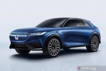 Tampilan Honda SUV e:concept yang akan diproduksi massal