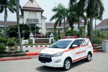 TMMIN kirim Innova Ambulans untuk Pemkab Bekasi