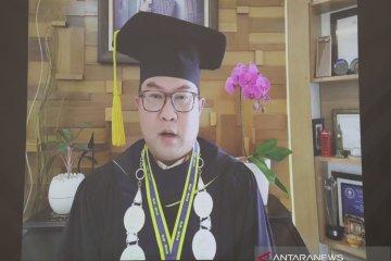 Rektor IPB optimistis alumni jadi pembelajar tangguh