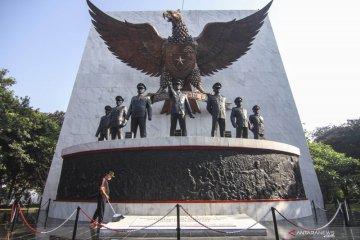 Presiden Jokowi pimpin Upacara Hari Kesaktian Pancasila di Lubang Buaya