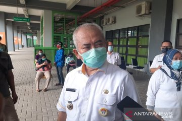 Operasional usaha publik di Kota Bekasi dibatasi sampai pukul 18.00 WIB