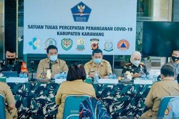 80 persen industri di Karawang tidak patuh protokol kesehatan