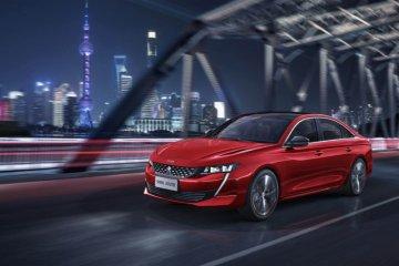 Peugeot 508 L hadirkan varian baru di Beijing Auto Show