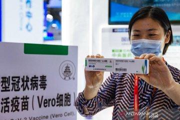 Vaksin Sinovac ditawarkan untuk penggunaan darurat di kota China seharga Rp885 ribu