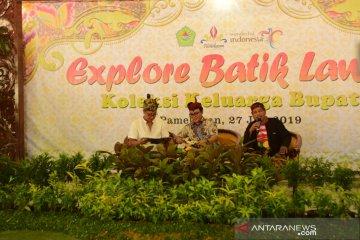 Branding batik di kendaraan dinas Pamekasan menginspirasi pusat