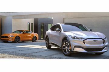 Alasan Ford pangkas harga Mustang Mach-E 2021