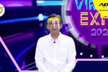 Adira tunda Grand Opening Virtual Expo 2020