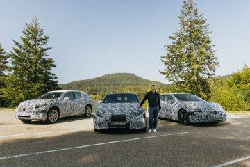 Mercedes-Benz siapkan tiga SUV listrik berjangkauan 700 km