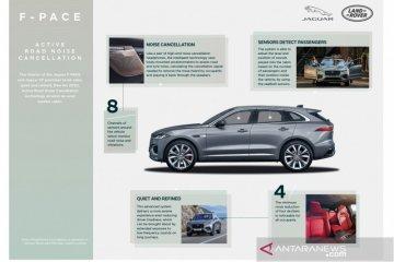 """Jaguar """"noise cancellation"""", fitur baru kurangi kelelahan pengemudi"""