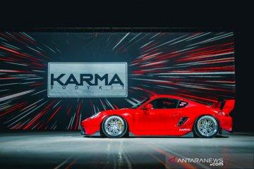 KARMA Porsche Cayman meluncur di IMX 2020