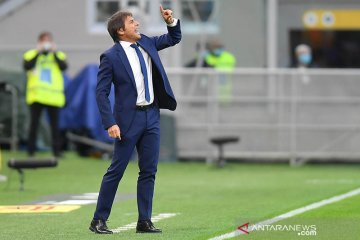 Antonio Conte akui absennya Hakimi jadi pukulan berat Inter Milan