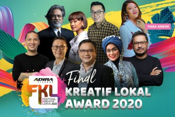 30 UKM bertarung di final Adira Kreatif Lokal Award 2020