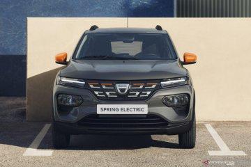 Dacia Spring calon mobil listrik termurah di Eropa
