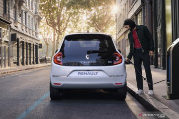 Renault Twingo listrik klaim hanya perlu dicas seminggu sekali