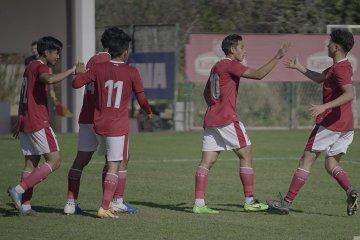 Ketum PSSI ingatkan pemain Timnas U-19 agar tak cepat puas