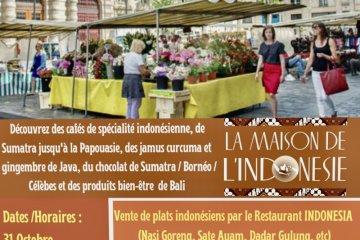 Indonesia Promosi Jamu Kopi Hingga Nasi Goreng Di Paris Antara News