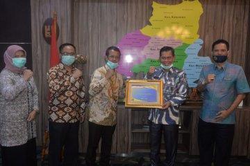 Pemkot Serang terima penghargaan opini WTP dari Menkeu RI atas laporang keuangan 2019