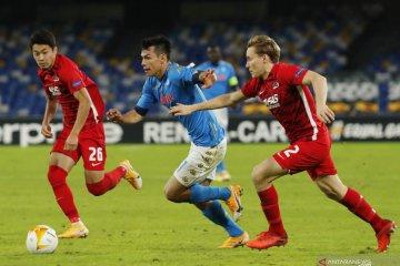 Napoli awali Liga Europa dengan kekalahan dari AZ Alkmaar