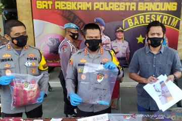 Pria pembunuh ibu hamil ditangkap Polresta Bandung