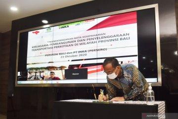 INKA Garap Transportasi Perkotaan Bali