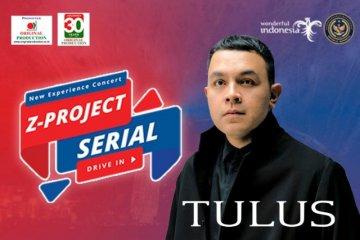 "Konser ""drive in"" Tulus pindah lokasi ke Stadion Akuatik GBK Senayan"