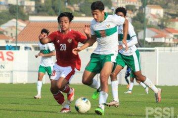 Lima gol tercipta dalam laga internal Timnas U-19 Indonesia di stadion Kroasia