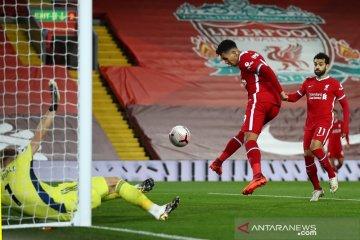 Klasemen sementara Liga Inggris, Liverpool ganggu kepemimpinan Everton