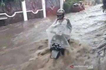 Empat titik di Kota Bandung ini terjadi banjir yang rendam rumah warga