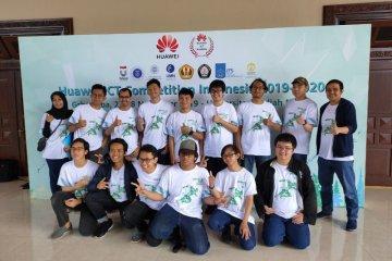 ITB melaju ke final Huawei ICT Competition tingkat dunia setelah juara di Asia Pasifik