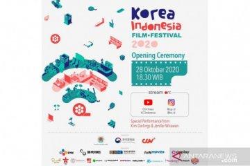 Korea Indonesia Film Festival digelar di Bandung 28-31 Oktober